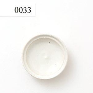 0033 / φ86×H28mm / 64g