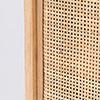 0170 / 扉の表面、枠の内側に削り跡のような小さな凹みが並んでいます。同じ状態が数カ所あります。