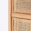 0179 / 扉の表面、枠の内側に削り跡のような小さな凹みが並んでいます。同じ状態が数カ所あります。
