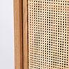 0191 / 扉の表面、枠の内側に削り跡のような小さな凹みがいくつか並んでいます。