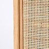 0194 / 扉の表面、枠の内側に削り跡のような小さな凹みが並んでいます。同じ状態が数カ所あります。